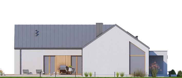 budowa domu Reja (odbicie lustrzane)  - New-House