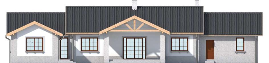 budowa domu HAWANA LMB36 - New-House