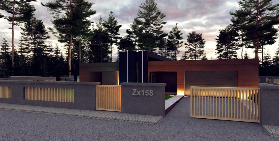 budowa domu Zx158 - New-House
