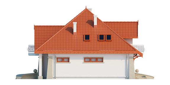 budowa domu Karmina G1 (odbicie lustrzane) - New-House