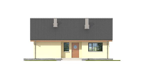 budowa domu Rafael VI ECONOMIC (30 stopni) - New-House