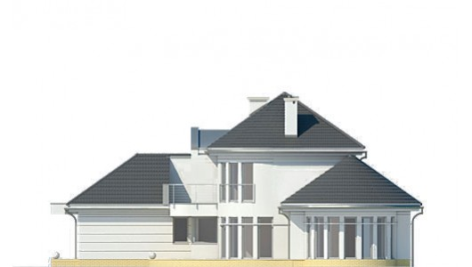 budowa domu LK&1012 - New-House
