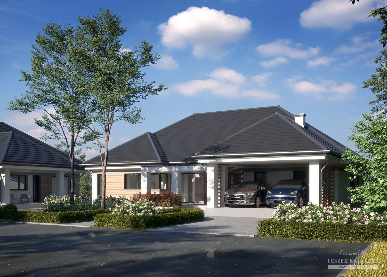 budowa domu LK&1587 - New-House
