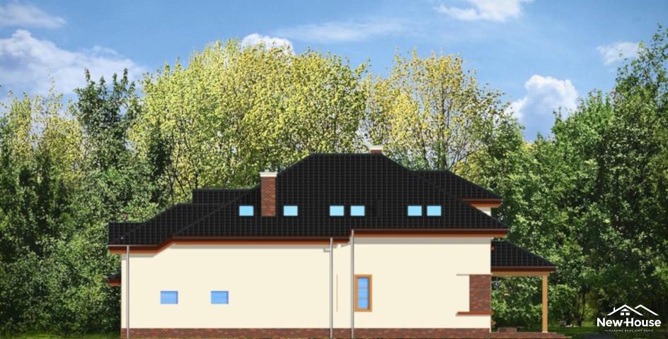 budowa domu Rodzinny - New-House