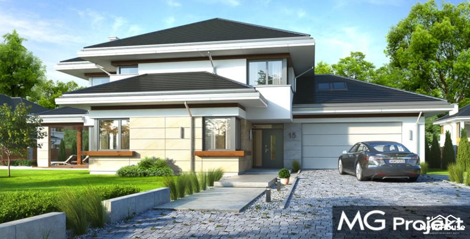 budowa domu Dom z widokiem 6 - New-House