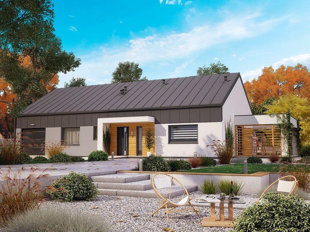 budowa domu KA44 - New-House