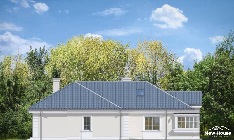 budowa domu Willa Parkowa 6 - New-House
