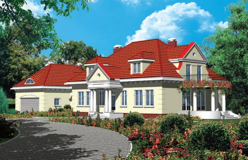 Budowa domu Elżbieta III - New House