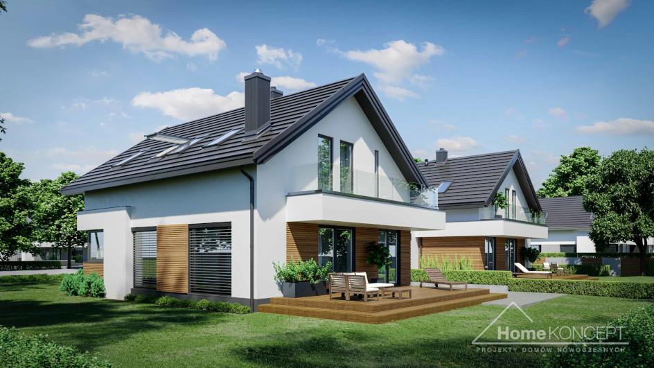 budowa domu HomeKONCEPT-72 D - New-House