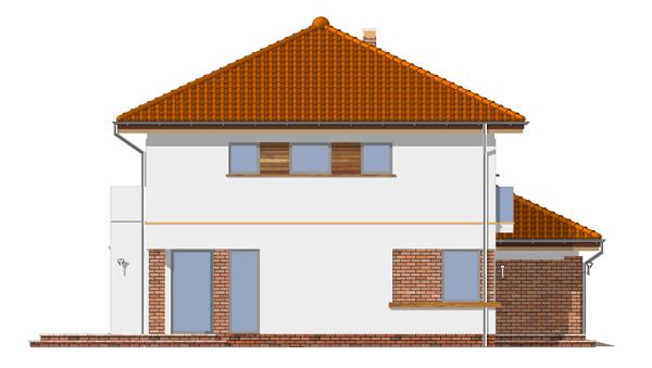 budowa domu Szmaragd 2 (odbicie lustrzane) - New-House