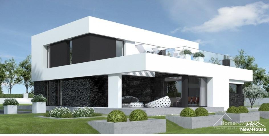 budowa domu HomeKONCEPT-41 - New-House