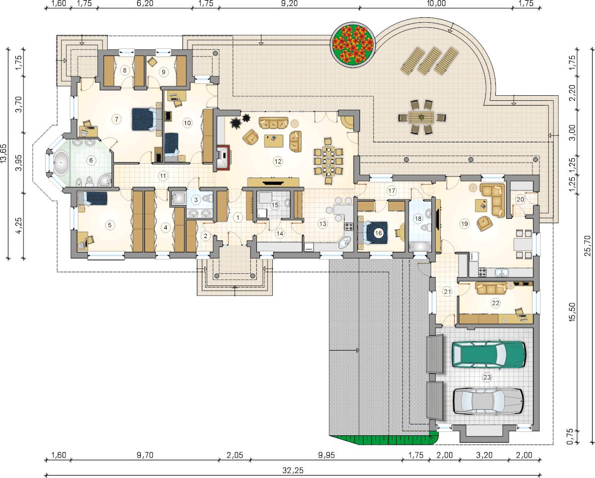 budowa domu Miami - New-House