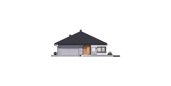 budowa domu Karen G2 (odbicie lustrzane) - New-House