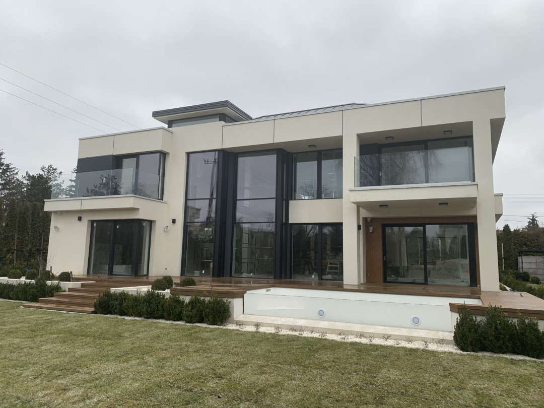 budowa domu Willa Floryda 2 - New-House