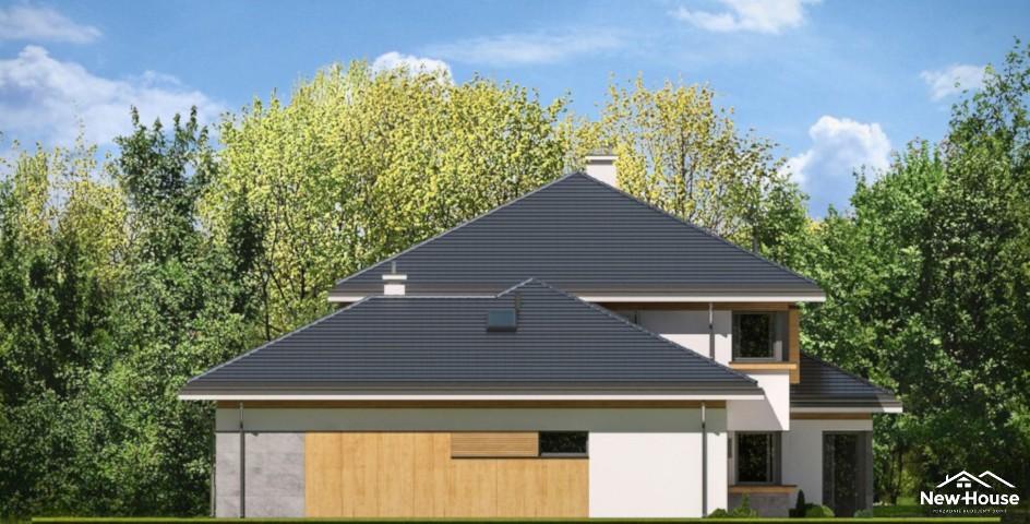 budowa domu Spokojny zakątek - New-House