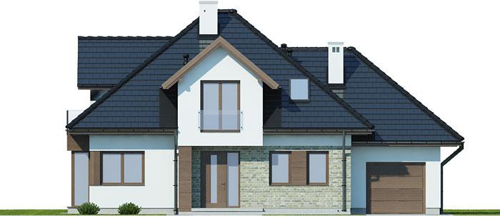 budowa domu Antoniusz - New-House