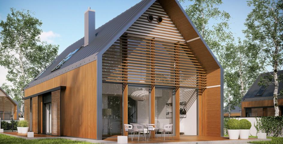 budowa domu EX 14 ENERGO PLUS - New-House