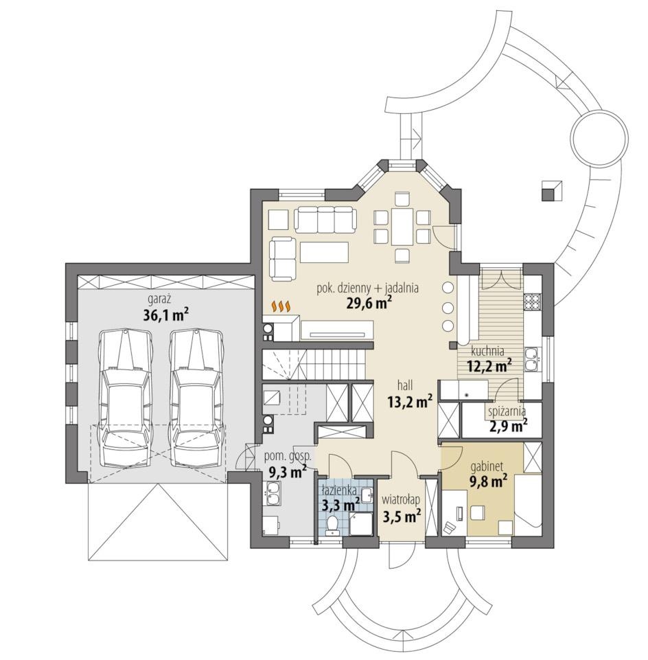 budowa domu Wenus II - New-House