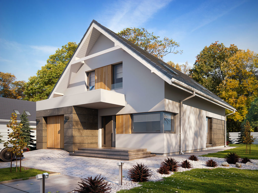 budowa domu DANA 2 - New-House