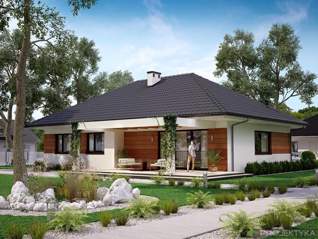 budowa domu KA21 (odbicie lustrzane) - New-House