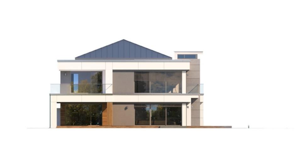 budowa domu Willa Floryda 5 - New-House