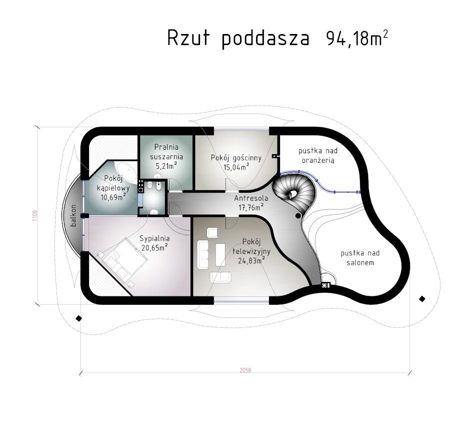 budowa domu Floro - New-House