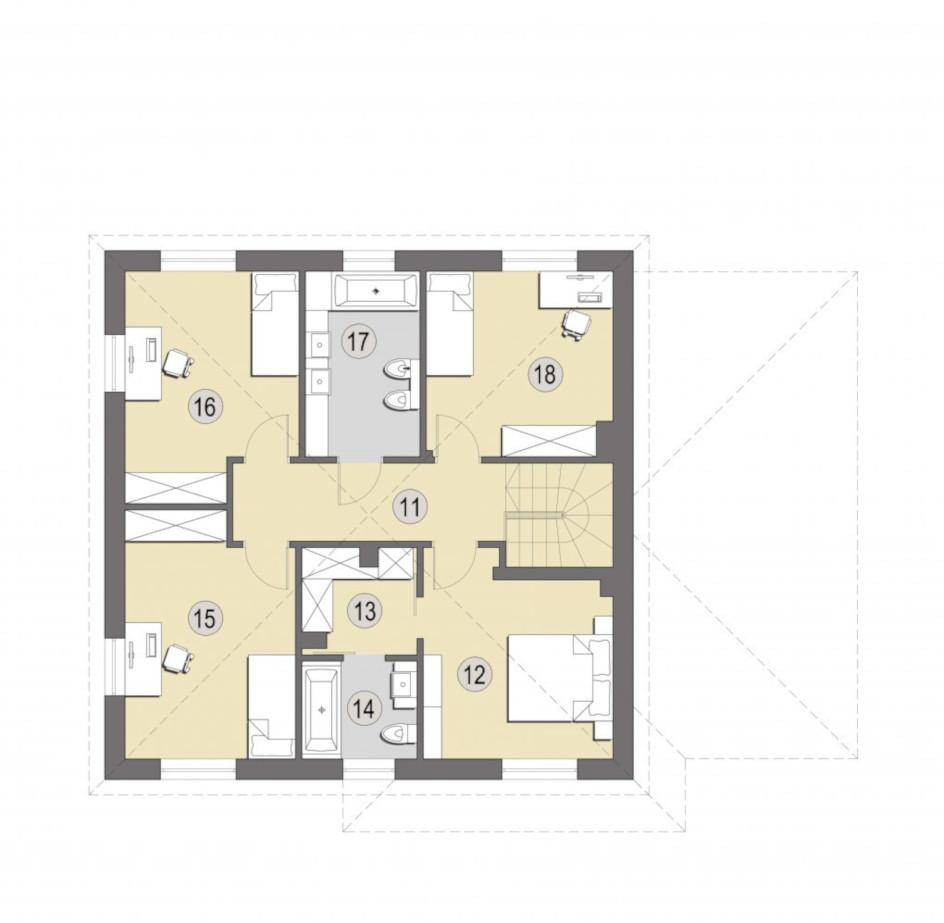 budowa domu Ipanema B- New-House
