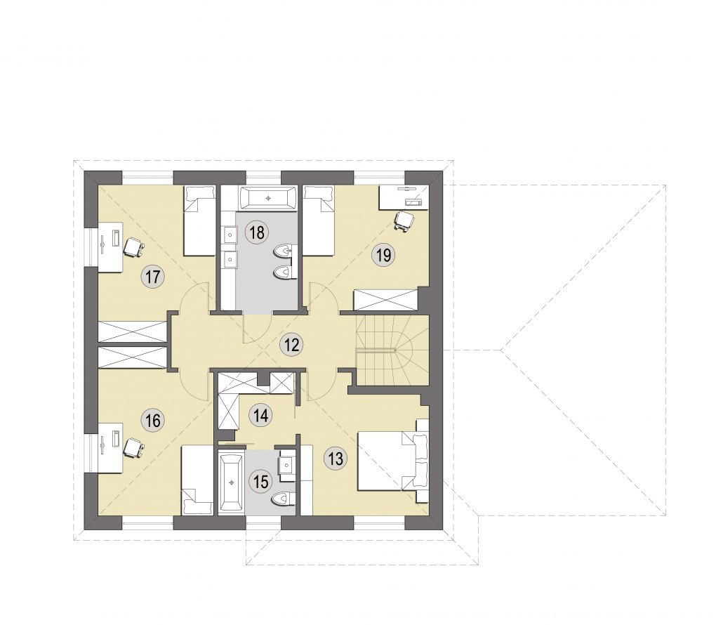 budowa domu Ipanema C - New-House
