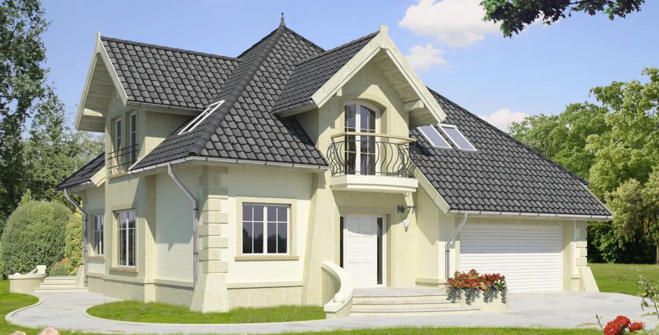 budowa domu Morfeusz II - New-House