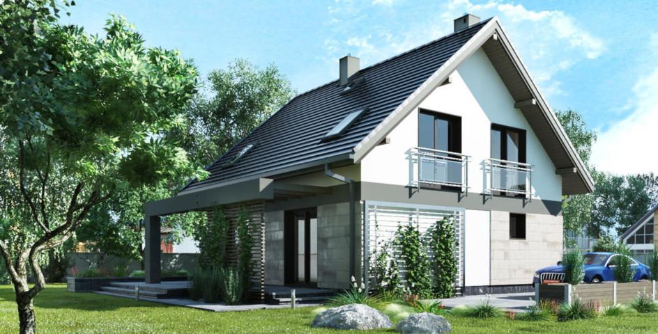 budowa domu Melinda - New-House
