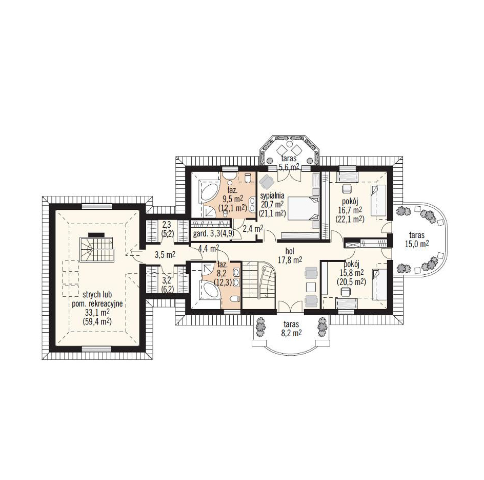 Budowa domu Ewelina II - New House