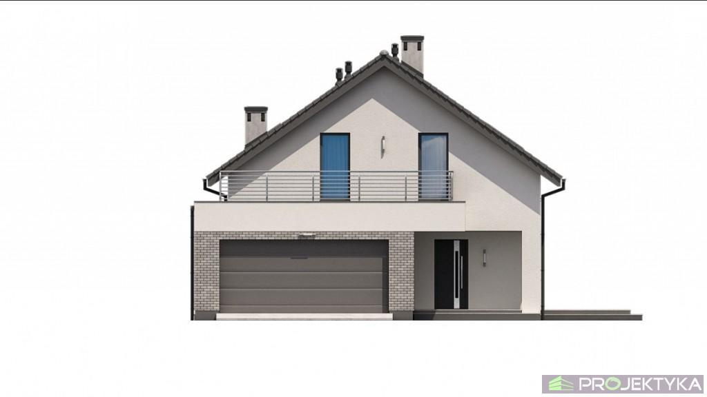 budowa domu KA107 T - New-House