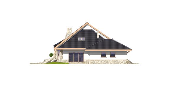 budowa domu Jakub G2 (odbicie lustrzane) - New-House