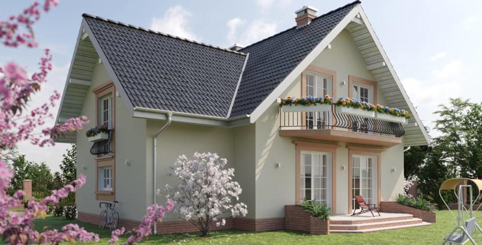 budowa domu Kaja Lux - New-House