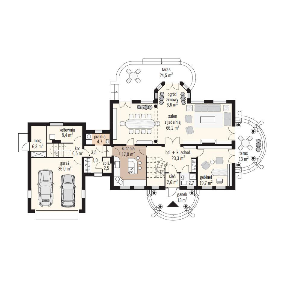 Budowa domu Ewelina III - New House