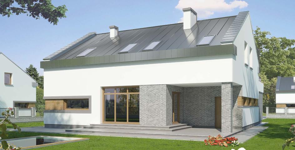 budowa domu Achilles - New-House