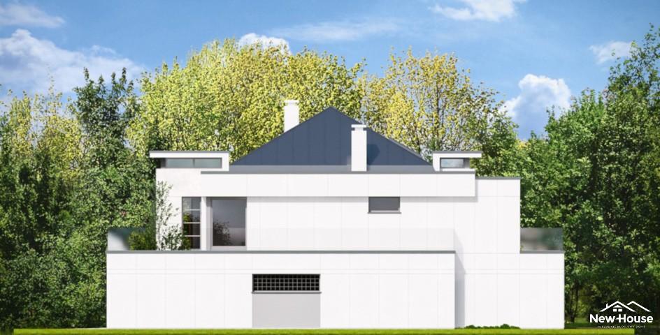 budowa domu Willa Floryda - New-House
