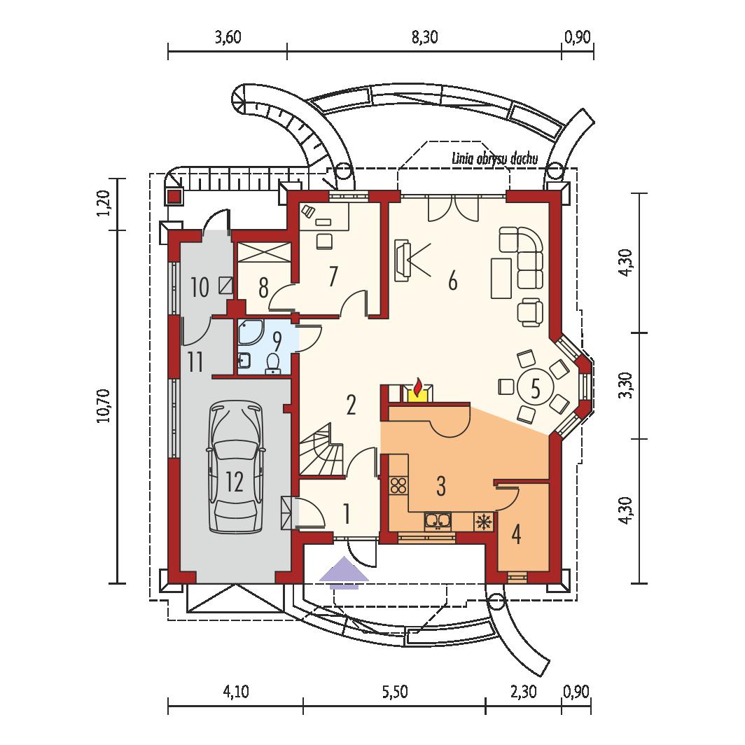 budowa domu Karmina G1 - New-House