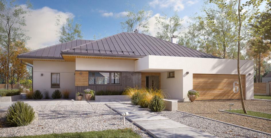 budowa domu Cytrus 6 - New-House