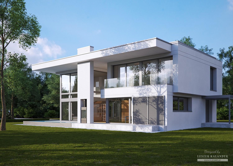 budowa domu LK&1226 - New-House