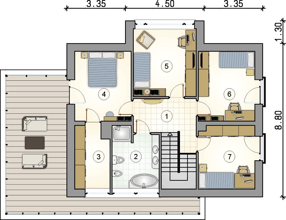 budowa domu QUBUS II - New-House