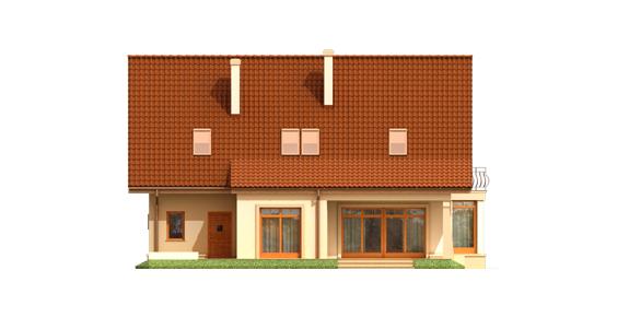 budowa domu Blanka G1 - New-House