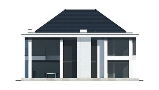 budowa domu LK&1400 - New-House